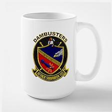 VA 195 Dambusters Large Mug