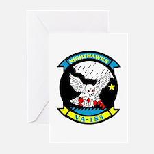 VA 185 Nighthawks Greeting Cards (Pk of 10)