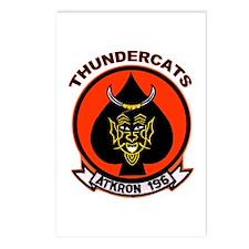 VA 196 Thundercats Postcards (Package of 8)