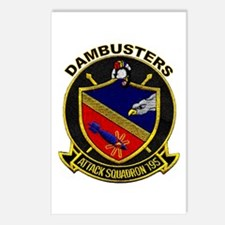 VA 195 Dambusters Postcards (Package of 8)