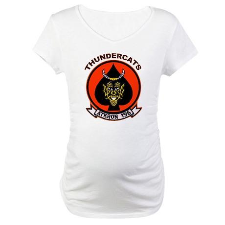 VA 196 Thundercats Maternity T-Shirt