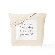 93rd birthday math Tote Bag