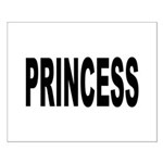Princess Small Poster