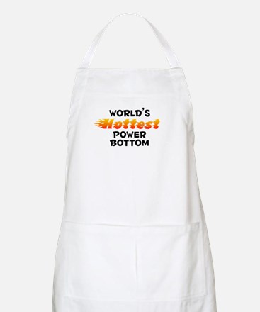 World's Hottest Power.. (B) BBQ Apron