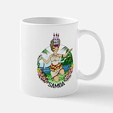 Taupou Samoa Mug