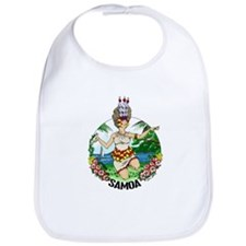 Taupou Samoa Bib