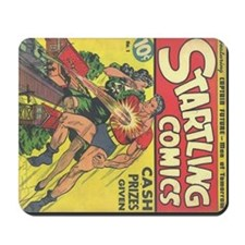 Startling Comics issue 1 Mousepad