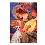 Mandolin / Ital Greyhound Postcards (Package of 8)