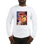 Mandolin / Ital Greyhound Long Sleeve T-Shirt