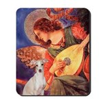 Mandolin / Ital Greyhound Mousepad