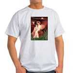Seated Angel / Ital Greyhound Light T-Shirt