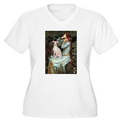 Ophelia / Italian Greyhound T-Shirt