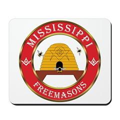 Mississippi Freemason Mousepad