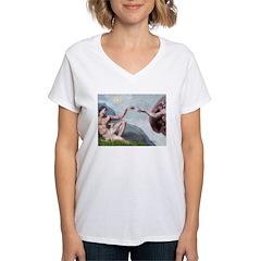 Creation / Ital Greyhound Shirt