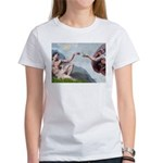 Creation / Ital Greyhound Women's T-Shirt