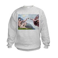 Creation / Ital Greyhound Sweatshirt