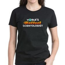World's Hottest Scien.. (D) Tee