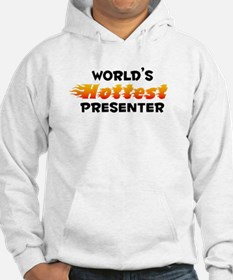 World's Hottest Prese.. (B) Hoodie
