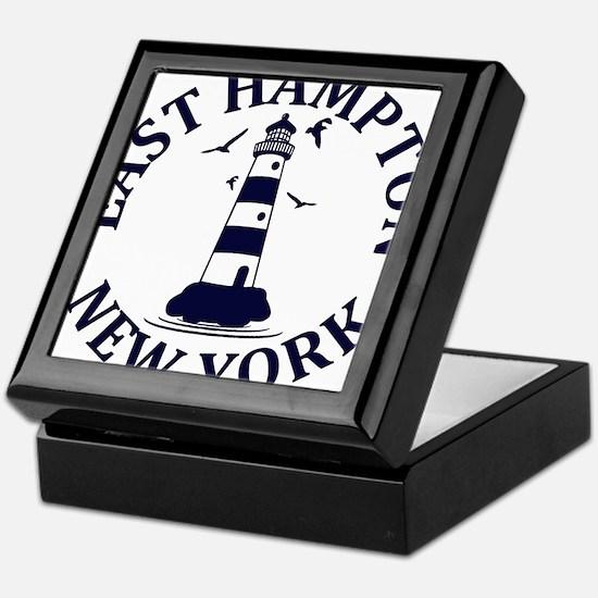 Summer East Hampton- New York Keepsake Box