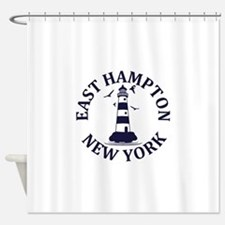 Summer East Hampton- New York Shower Curtain