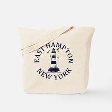 Summer East Hampton- New York Tote Bag