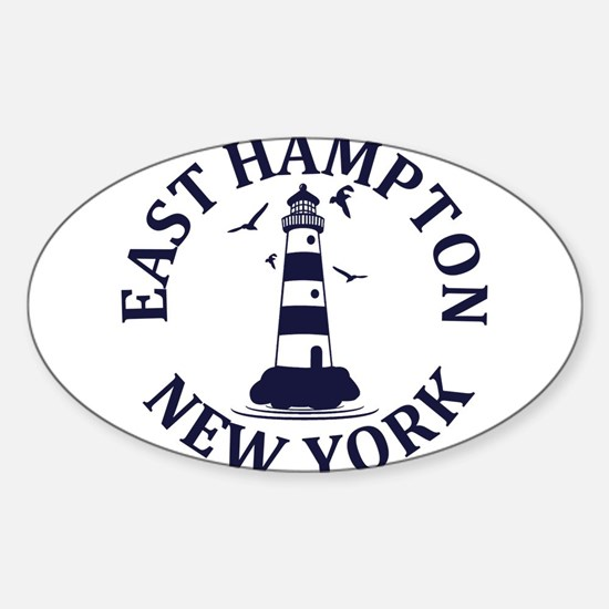 Summer East Hampton- New York Decal