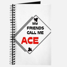 CALL ME ACE Journal