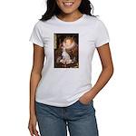 Queen / Italian Greyhound Women's T-Shirt