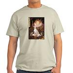 Queen / Italian Greyhound Light T-Shirt