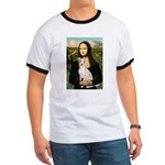 Mona Lisa / Ital Greyhound Ringer T