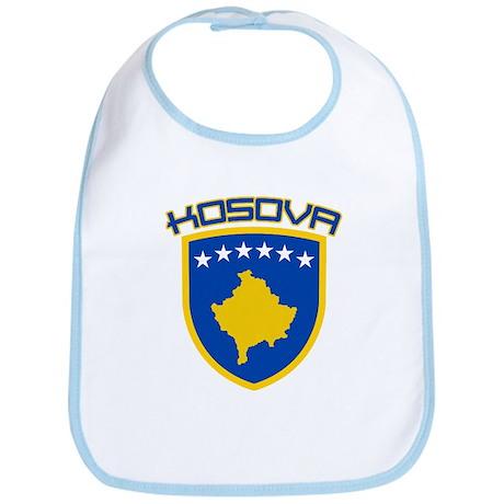 Kosova Coat of Arms Bib