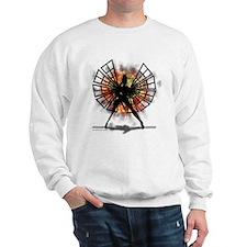 Robot Angel Sweatshirt