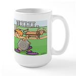 The Masons Wheel Large Mug