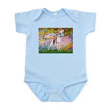 Garden / Ital Greyhound Infant Bodysuit