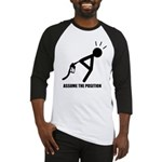 Assume the Position Baseball Jersey