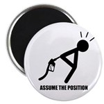 Assume the Position Magnet