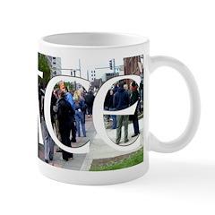 Peace Protest Coffee Mug