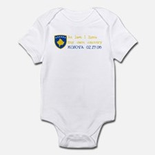 At last I have my own country Infant Bodysuit