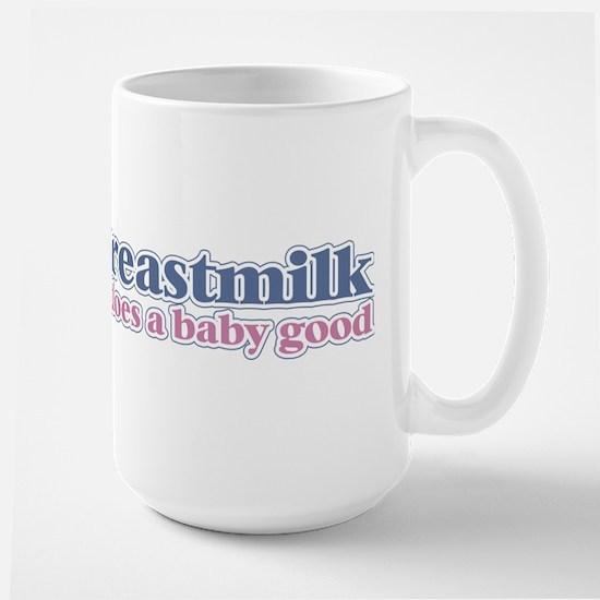 Breastmilk Large Mug