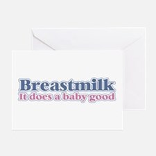 Breastmilk Greeting Card