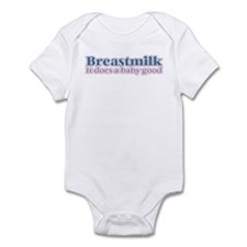 Breastmilk Infant Bodysuit