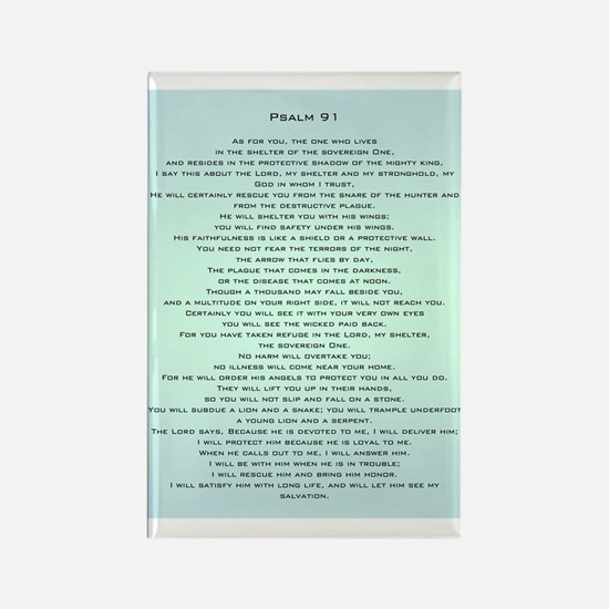 psalm 91 Magnets