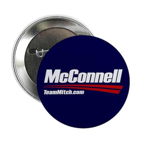 "Senator Mitch McConnell 2008 2.25"" Button (100 pac"