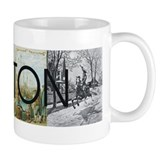 American revolutionary war Small Mugs (11 oz)