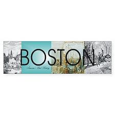 ABH Boston Bumper Sticker