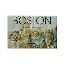 ABH Boston Rectangle Magnet (100 pack)