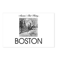 ABH Boston Postcards (Package of 8)