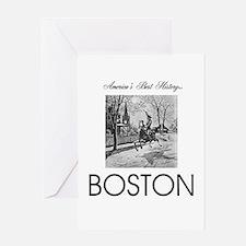 ABH Boston Greeting Card