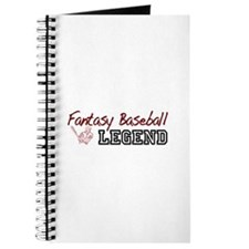 Fantasy Baseball Legend Journal