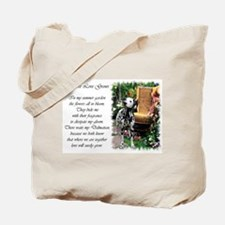 Dalmatian Art Tote Bag